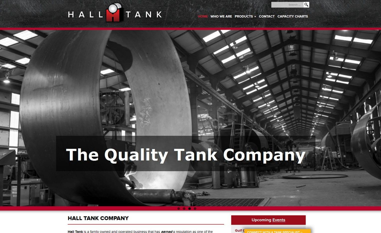 Hall Tank