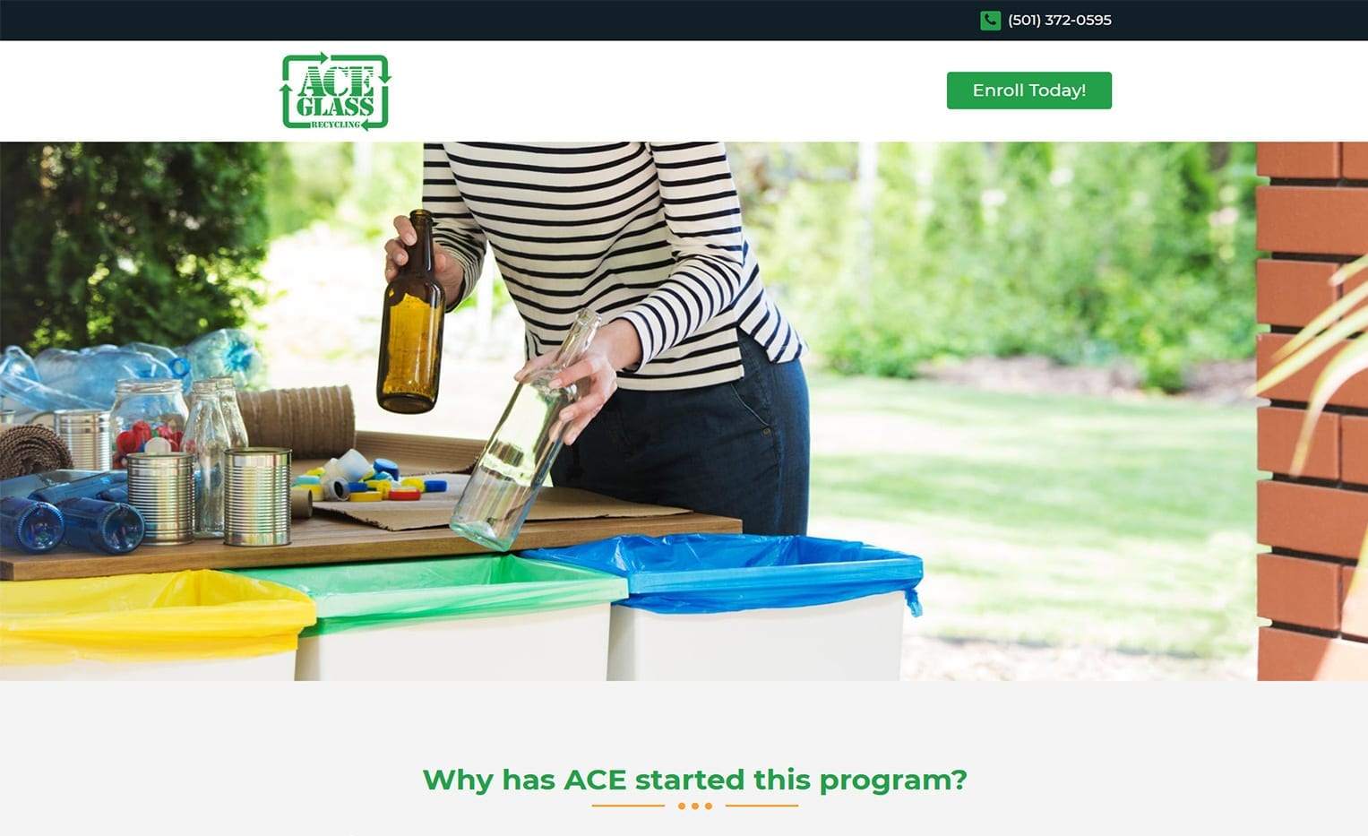 ACE Glass Recycling