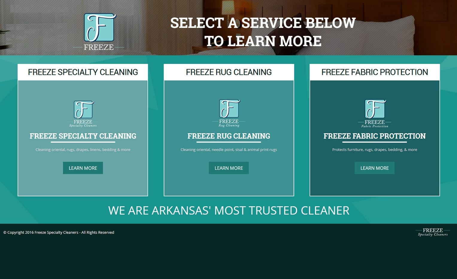 Freeze Specialty Cleaners
